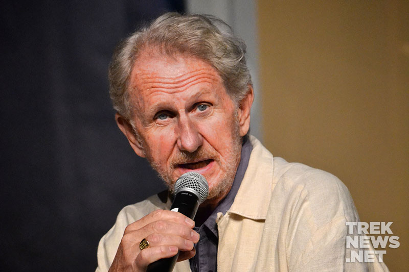 Auberjonois at the 2015 Las Vegas Star Trek Convention