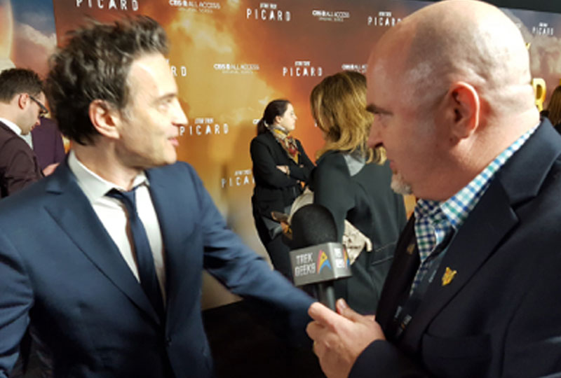 Star Trek: Picard composer Jeff Russo