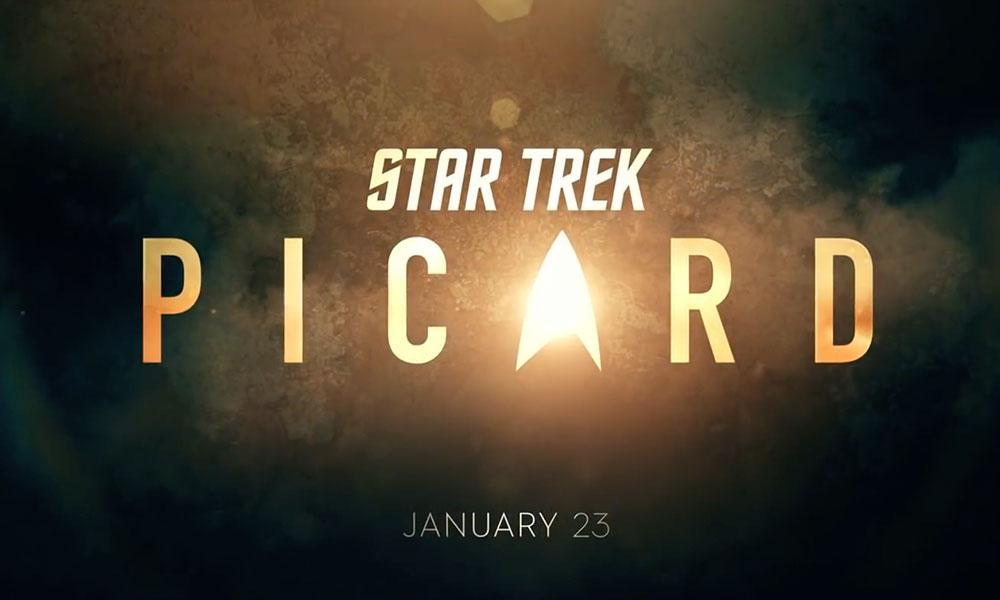 Star Trek: Picard title card
